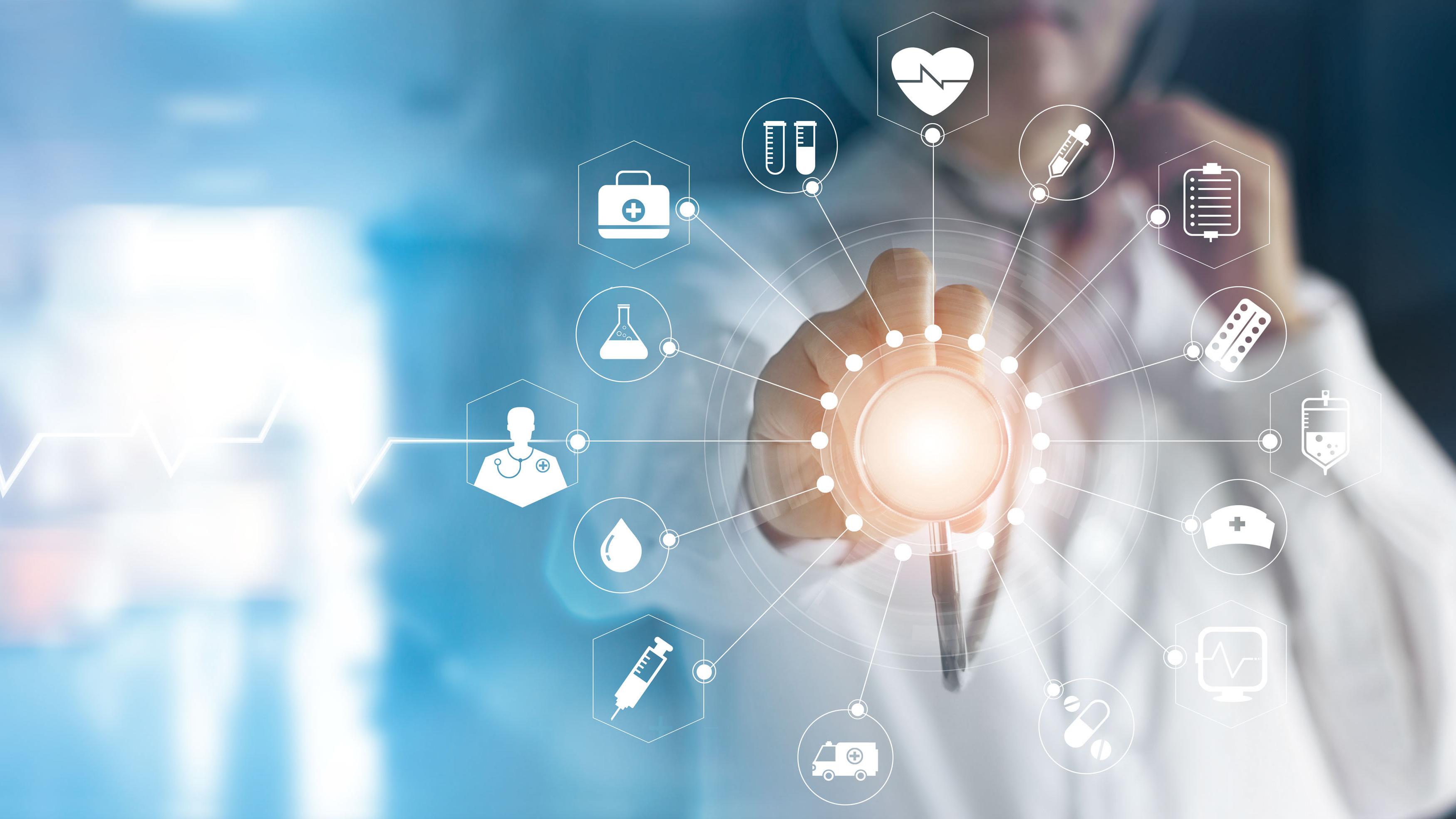 Cumplir RGPD en el sector sanitario