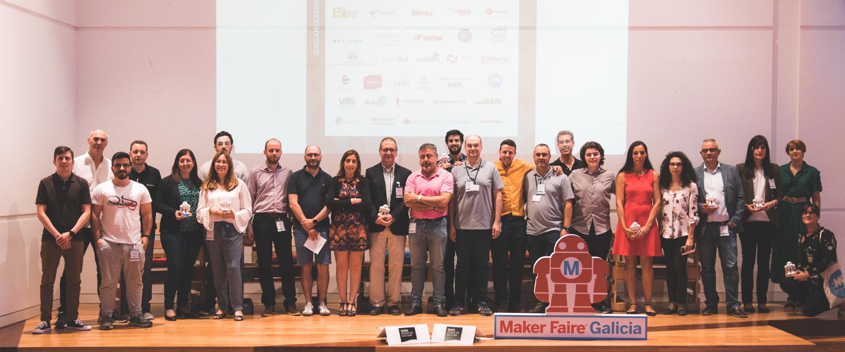 dooingIT en la MakerFaire Galicia 2019